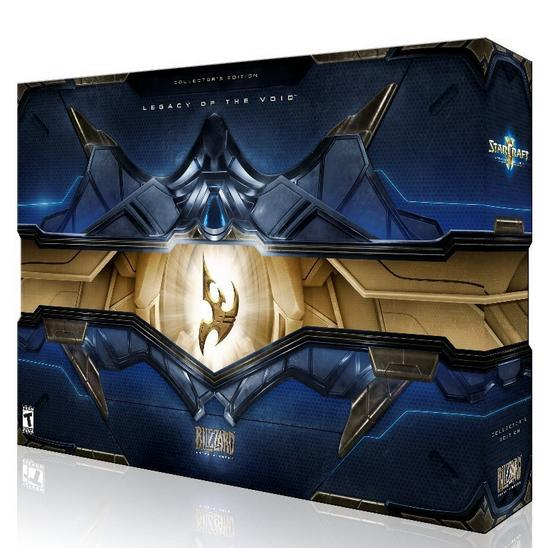 $49.97 Starcraft II: Legacy of the Void - Collector's Edition