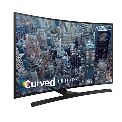 Samsung 48-Inch Curved 4K Ultra HD Smart LED HDTV UN55JU6700