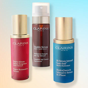 Up to 55% Off Elizabeth Arden & CLARINS Skincare @ Zulily