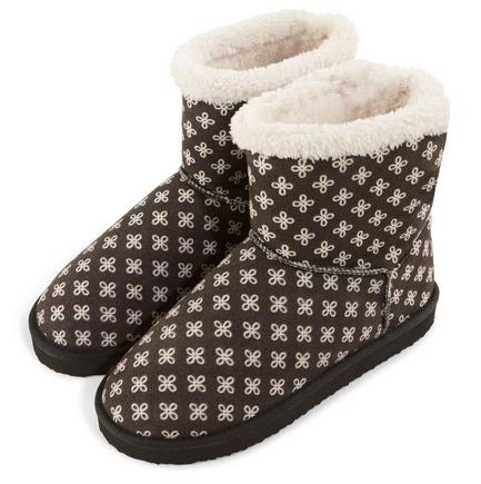 Vera Bradley Cozy Booties, 3 Colors