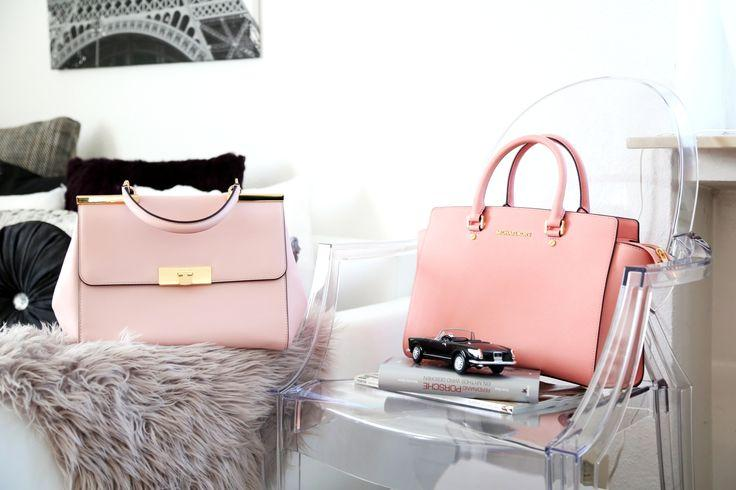 Up to 25% Off + Extra 20% Off Select MICHAEL Michael Kors Pink Handbags @ macys.com