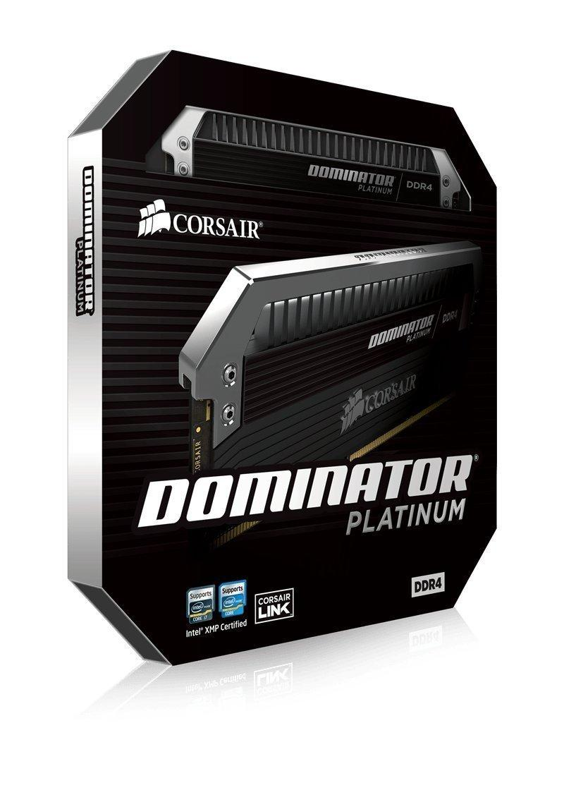Corsair Dominator Platinum 16GB DDR4 3000MHz C15 Memory Kit