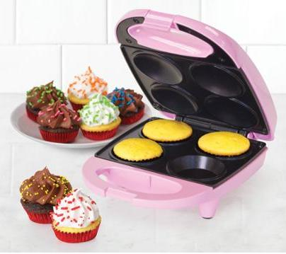 Nostalgia Mini Cupcake Maker