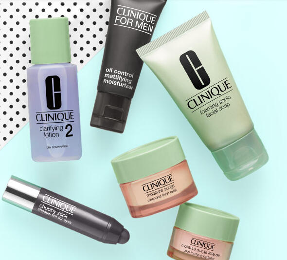Dealmoon Exclusive! Free 4 minis with Any $40 Purchase + Extra 3 Minis over $65 @ Clinique