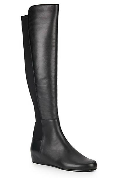 Up to 38% Off + Extra 15% Off Stuart Weitzman Over-The-Knee Wedge Boots