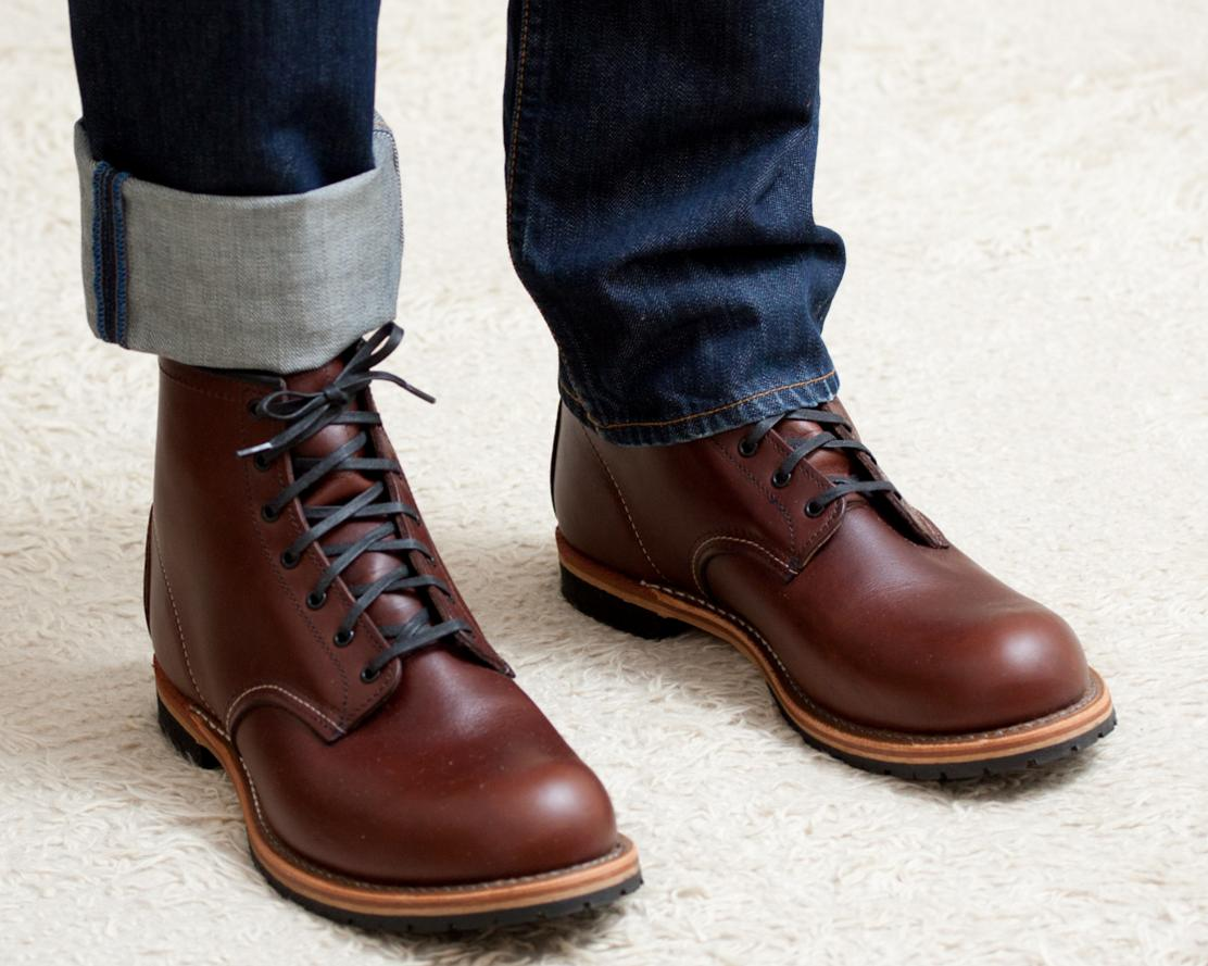 Red Wing Heritage Men's Beckman Chukka Boot