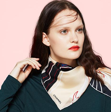 Up to 67% Off Gucci, Ferragamo, Chanel Scarves On Sale @ MYHABIT