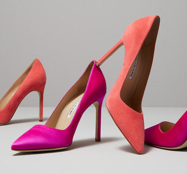Up to 70% Off Manolo Blahnik, Jimmy Choo & More Designer Shoes On Sale @ Gilt