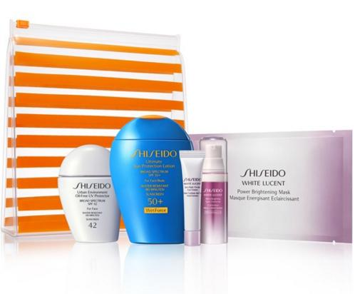 $141 Value! Shiseido 'Ultimate Sun Survival' Kit (Limited Edition) ) @ Nordstrom