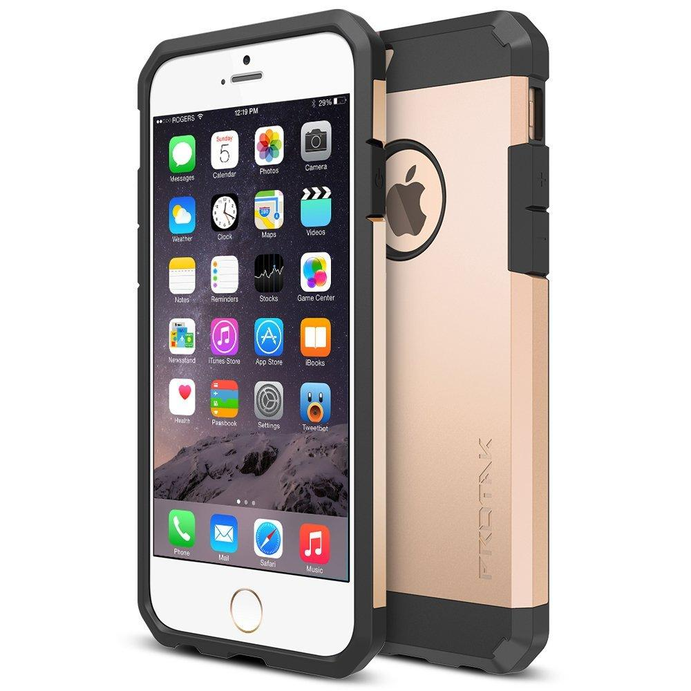 $0.96 Trianium [Protak Series] Premium Protective iPhone 6 case