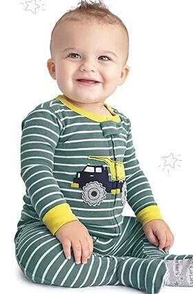 Up to 60% Off Jammies Sale @ Carters