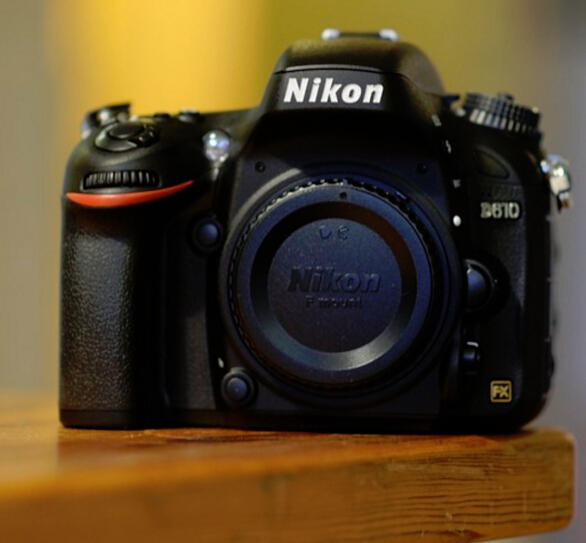 Nikon D610 Digital SLR Camera Body only