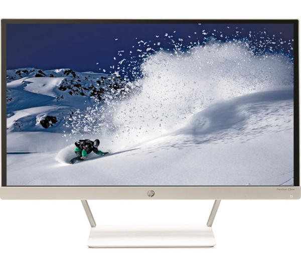 "$119.99 HP Pavilion 23cw 23"" IPS LED HD Monitor"