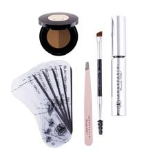 Anastasia Five Element Brow Kit – Dark Brown ($120 Value)