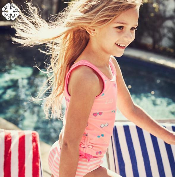 Up to 60% Off + Plus Extra 20% Off $50 New Arrivals Sale @ OshKosh BGosh