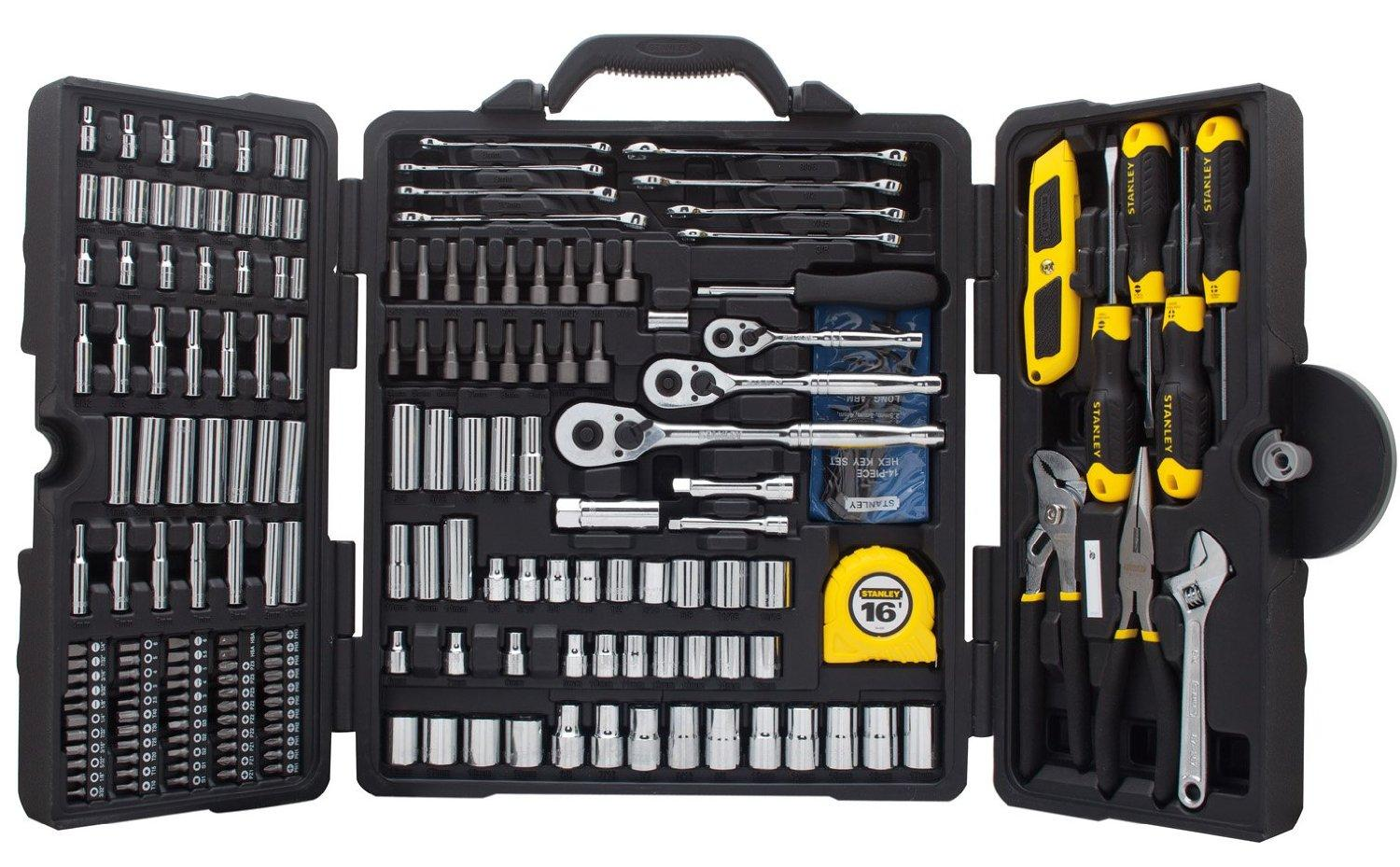 $99.95 STANLEY STMT73795 Mixed Tool Set, 210-Piece