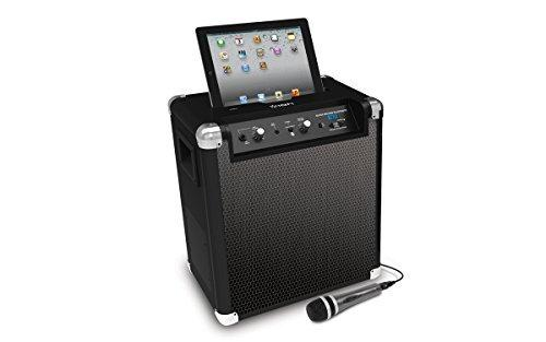 ION Block Rocker Bluetooth Portable Speaker System  (Certified Refurbished)