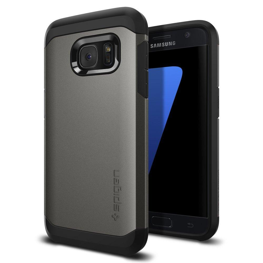 Spigen HEAVY DUTY  EXTREME Protection / Rugged but Slim Dual Layer Protective Case for Samsung Galaxy S7