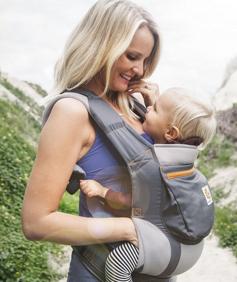 Up to 60% Off Ergobaby Carriers On Sale @ Zulily.com