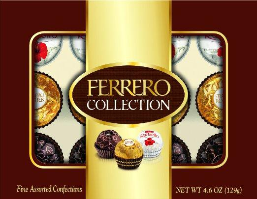 $1.35 Ferrero Collection, 12 Count,