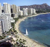 Hotels Break Your Vacation Borders – Visit The Holiday Inn Waikiki-Beachcomber Resort