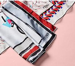 Up to 50% Off Fendi Scarves On Sale @ MYHABIT