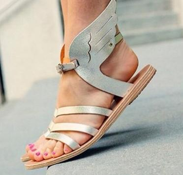 $93.9 Ancient Greek Sandals Ikaria Jellie Sandal On Sale @ Nordstrom