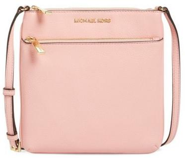 $73.98 MICHAEL Michael Kors 'Small Riley' Leather Crossbody Bag On Sale @ Nordstrom