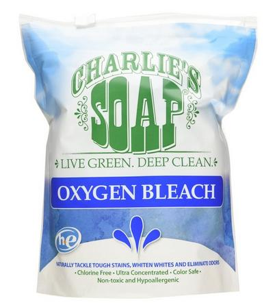 Charlie's Soap Oxygen Bleach, 2.64 Pound