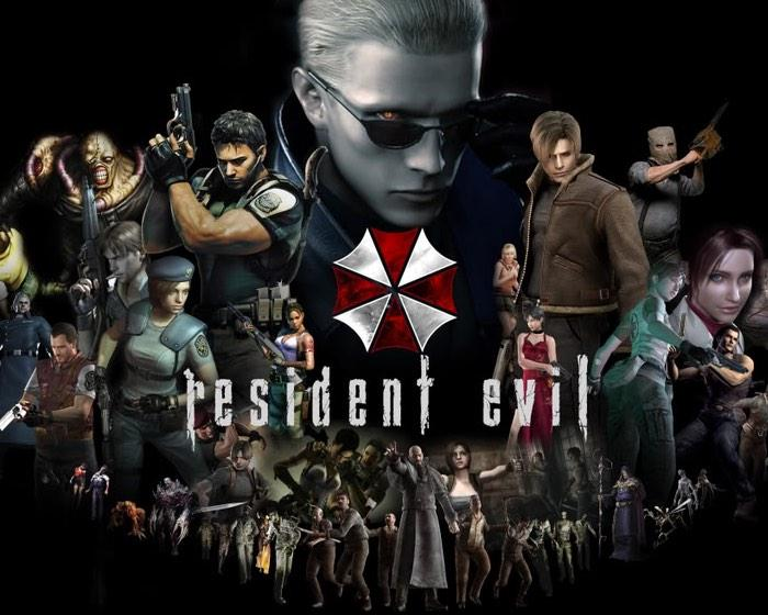 Up to 75% off Resident Evil 20th Anniversary @GMG
