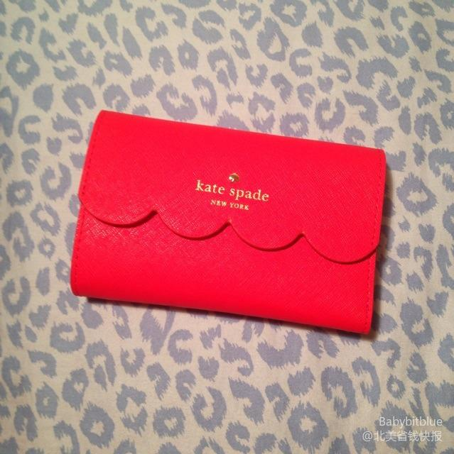 Extra 25% Off Wallets Sale @ kate spade