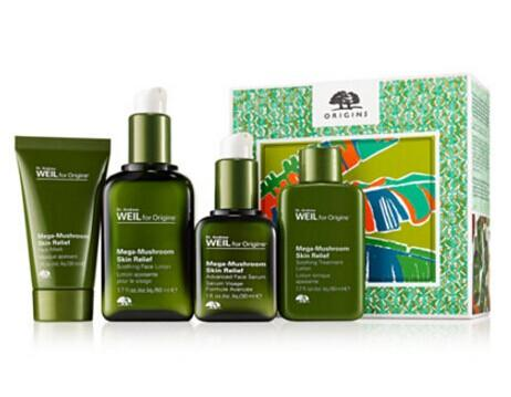 $65 + Free 5 Pc Gift Dr. Andrew Weil for Origins™ Redness Relievers Set @ macys.com