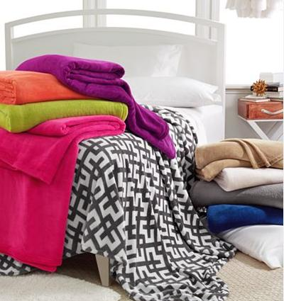 2 for $21.94 Berkshire So Soft Blanket