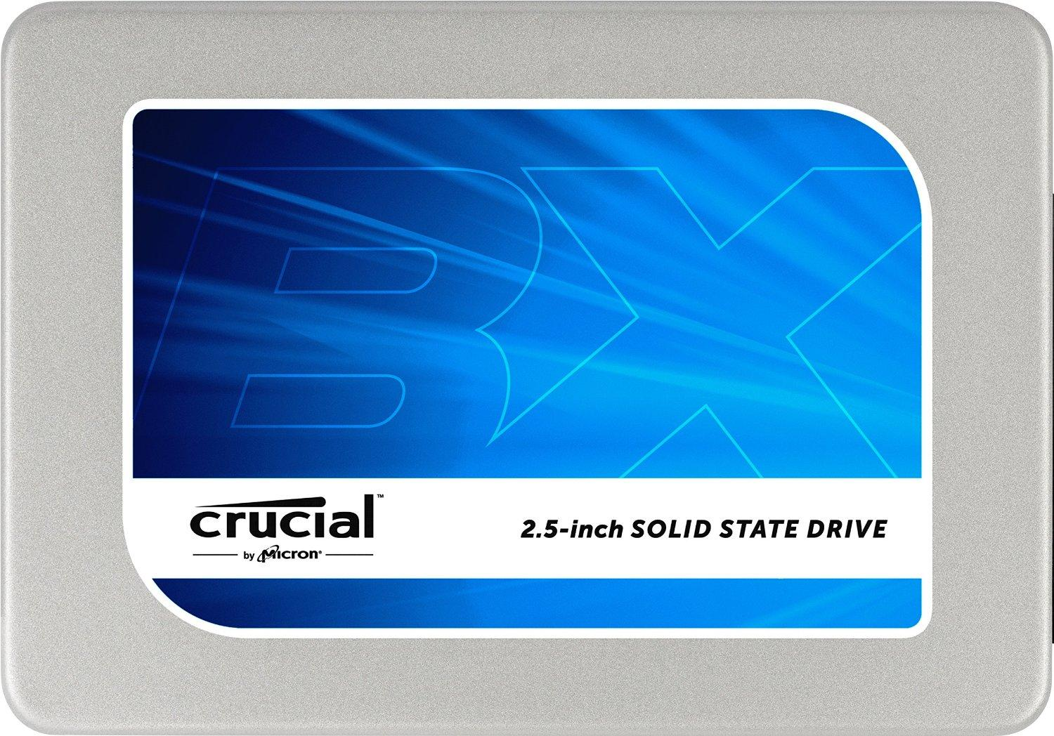 Up to 80% off Save on Select Crucial and Lexar Memory Products
