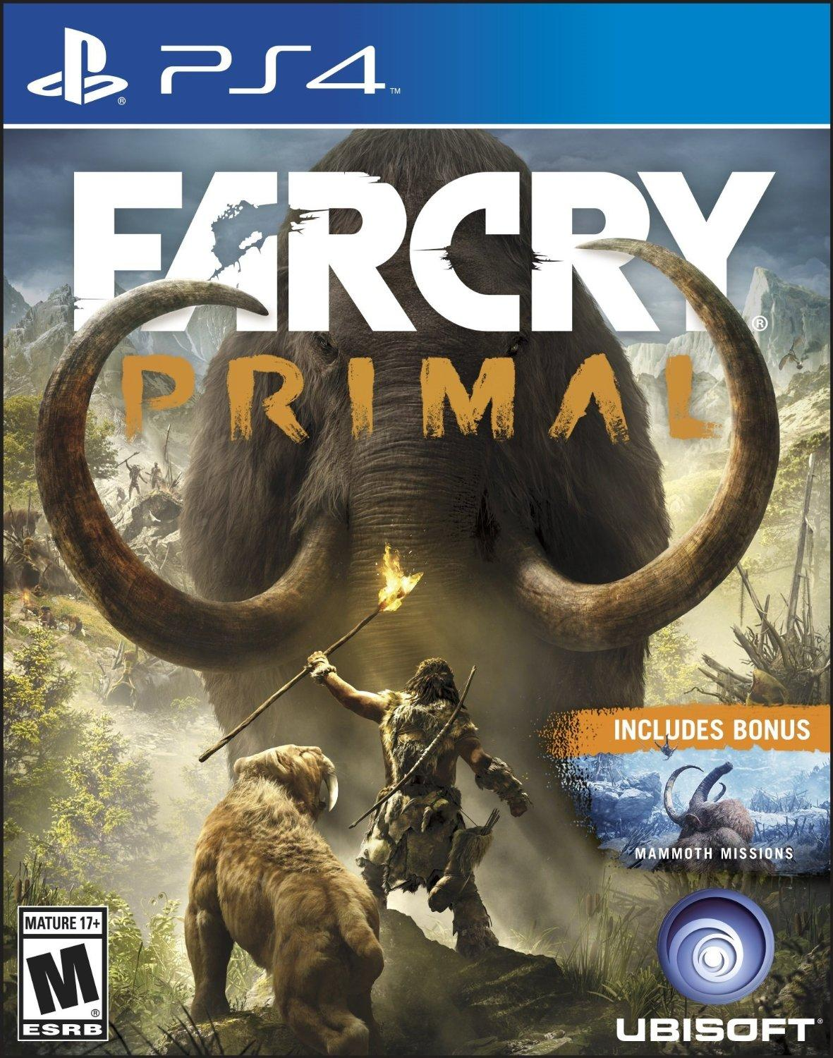 Far Cry Primal - PlayStation 4 Standard Edition