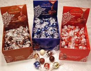 Buy 3 Get 2 FreeLINDOR 75-pc Bags @ Lindt