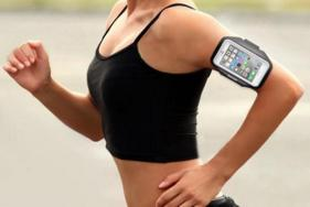 $4.99 iBenzer Premium Water Resistant Exercise Armband with Key & ID Card Holder