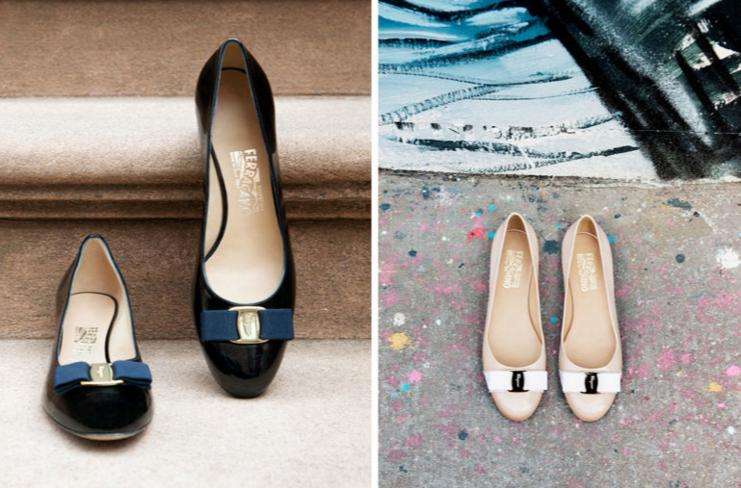 Up to $375 Off Salvatore Ferragamo Shoes and Bags @ Saks Fifth Avenue