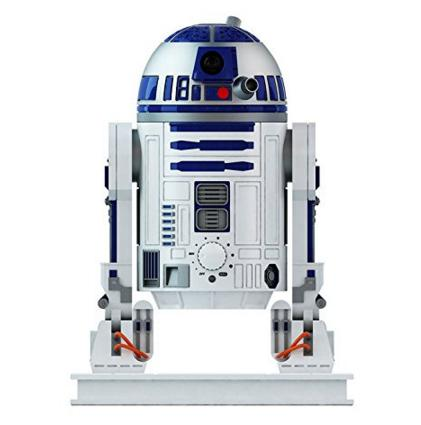 Star Wars R2D2 Ultrasonic Cool Mist Personal Humidifier, 7.8