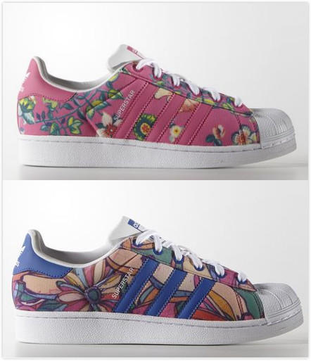 $80 WOMEN'S ORIGINALS SUPERSTAR SHOES @ adidas