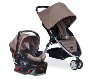 $294.88 Britax B-Agile 3/B-Safe 35 Travel System