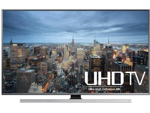 "$998 Samsung UN55JU7100 55"" 4K UHD Smart LED TV"