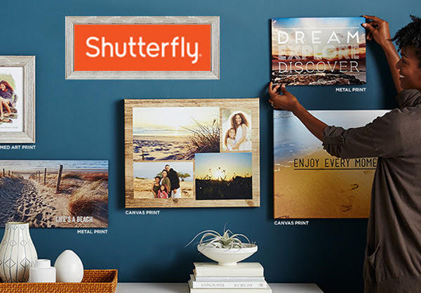 40% off Everything Sale @ Shutterfly