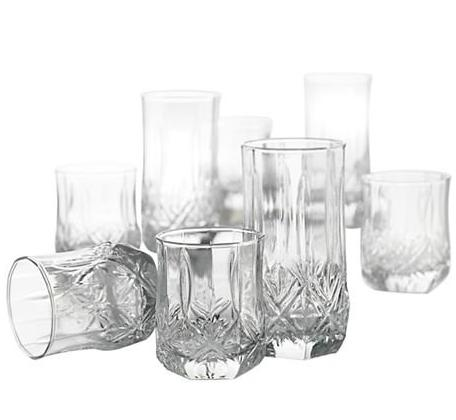 Luminarc Brighton 16 Piece Set @ Amazon