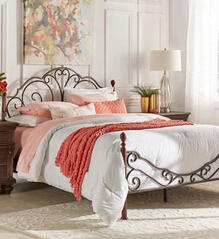 Up to 55% Off + Extra 10% Off Bedroom Furniture @ Overstock