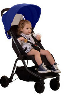 Mountain Buggy Nano Stroller, Nautical