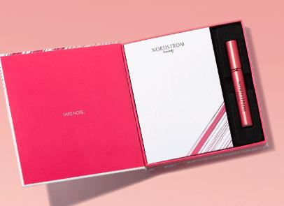 10% Off + Free Boxed set of Notepad & Atomizer with $125 Purchase @ Nordstrom