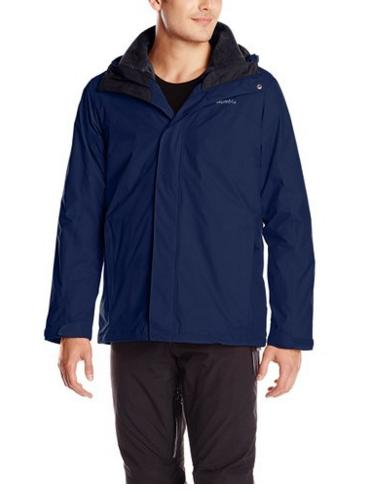 Columbia Men's Nordic Cold Front Interchange 3-in-1 Jacket