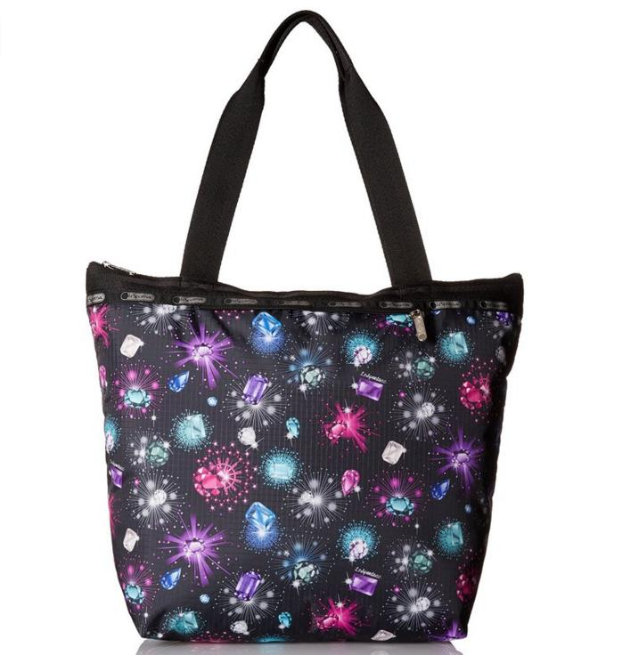 $25.71 LeSportsac Deluxe Hailey Tote Bag @ Amazon
