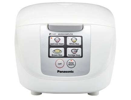 Panasonic 5-Cup, 1-Step Fuzzy Logic Rice Cooker